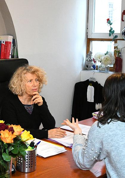 Maître Agnès Vibert-Guigue