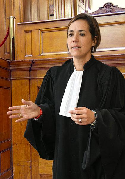 Maître Aude Roma-Collignon